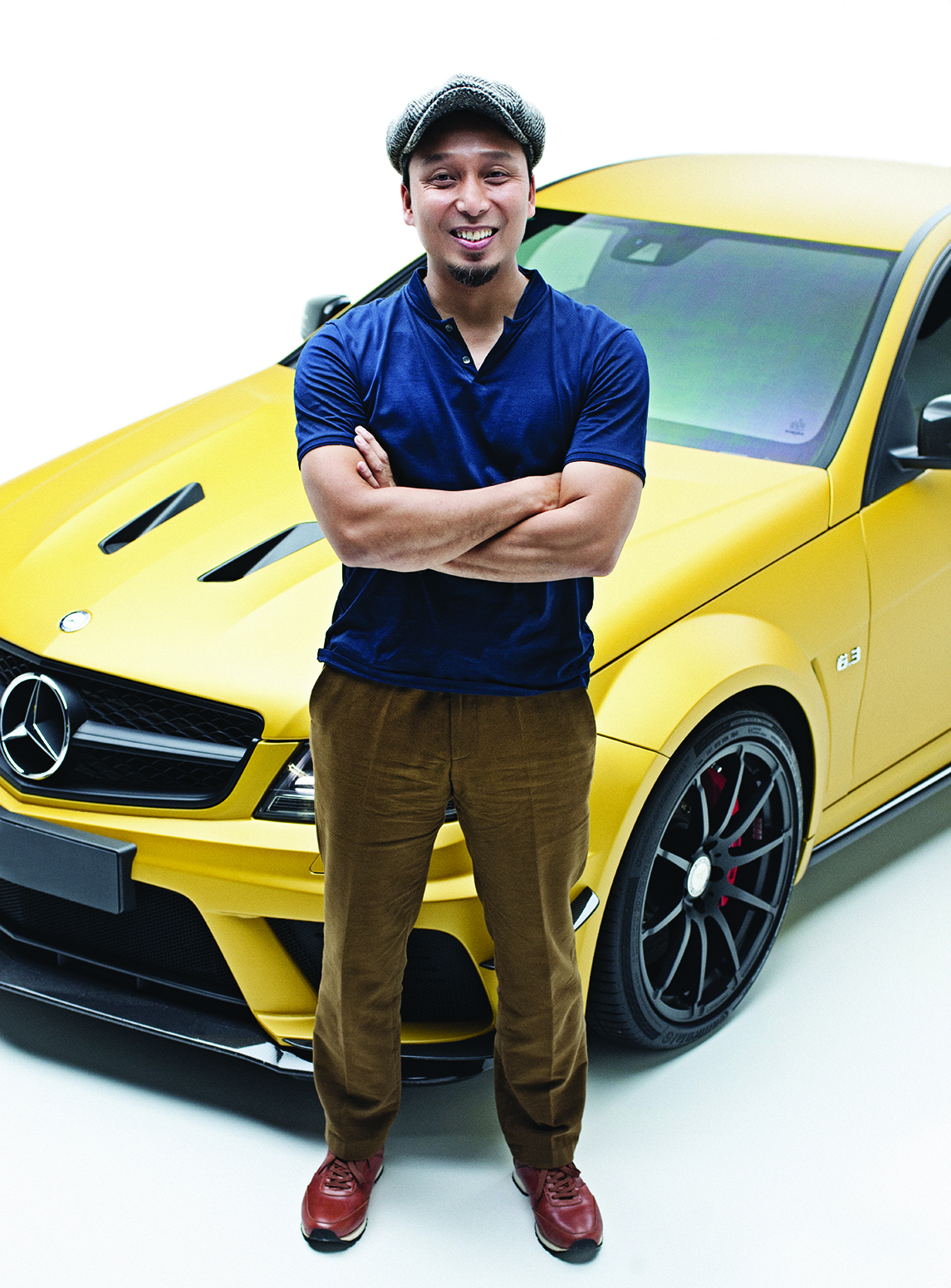 Dato' Hafidz - Mercedes Benz C63 AMG Black Series